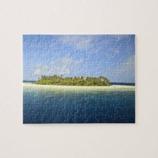 Baughagello Island, South Huvadhoo Atoll, 3 Jigsaw Puzzle
