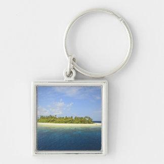 Baughagello Island, South Huvadhoo Atoll, 3 Keychain