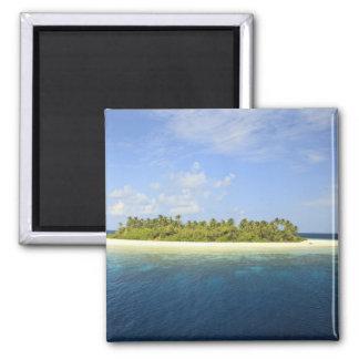 Baughagello Island South Huvadhoo Atoll 3 Fridge Magnets