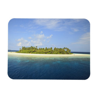 Baughagello Island South Huvadhoo Atoll 3 Magnet