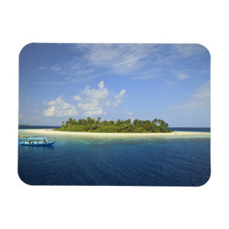 Baughagello Island South Huvadhoo Atoll Flexible Magnets