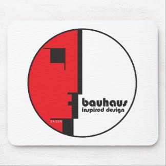 "BAUHAUS Classic Circle ""Lineface"" Profile Icon Mouse Pad"