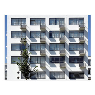 Bauhaus Dessau Alemania Postales