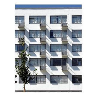 Bauhaus Dessau Germany Postcard