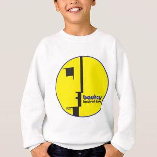 BAUHAUS Inspired Design-Circle Classic Icon Sweatshirt