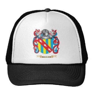 Baulke Coat of Arms (Family Crest) Trucker Hat