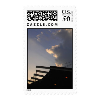 Baum Stadium Rafters Postage