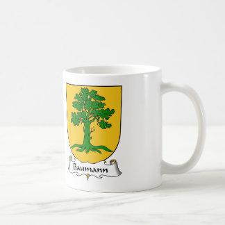 Baumann Family Crest Coffee Mug