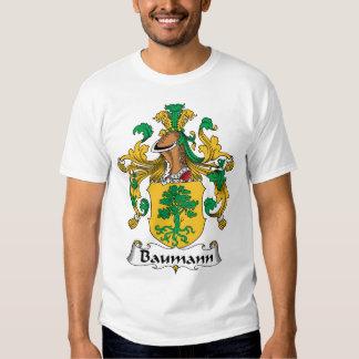 Baumann Family Crest Tees