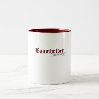 Baumholder Brat - Two Tone Coffee Mug - 101005