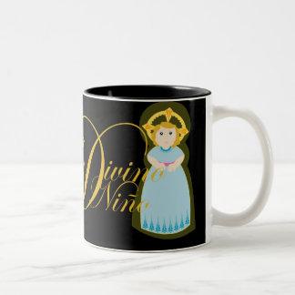 """Bautismo"",Communion, Confirmation's Mug-Costomize Two-Tone Coffee Mug"