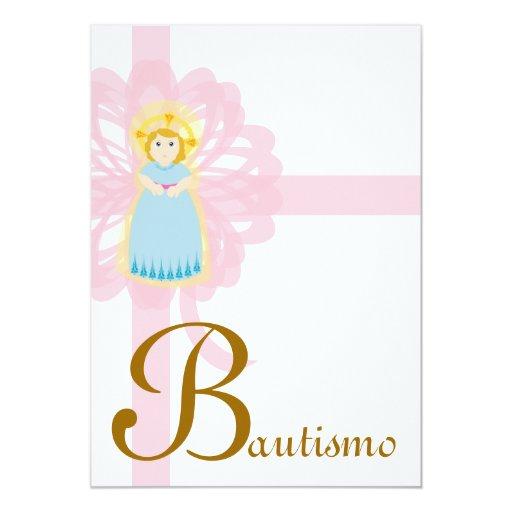 """""""Bautismo""""  -Customize Card"""