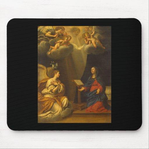 Bautismo de Albani Francisco de Cristo Tapete De Raton