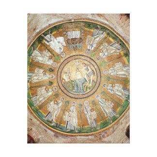 Bautismo de Cristo 2 Impresión En Lona