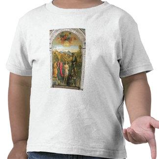 Bautismo de Cristo, Altarpiece de St. John Camiseta