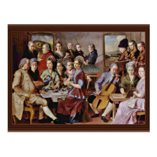 Bautismo de Cristo de Tintoretto Jacopo (el mejor  Postales