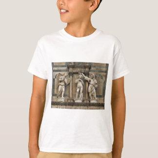 Bautismo de Cristo - estatua de Florencia Polera