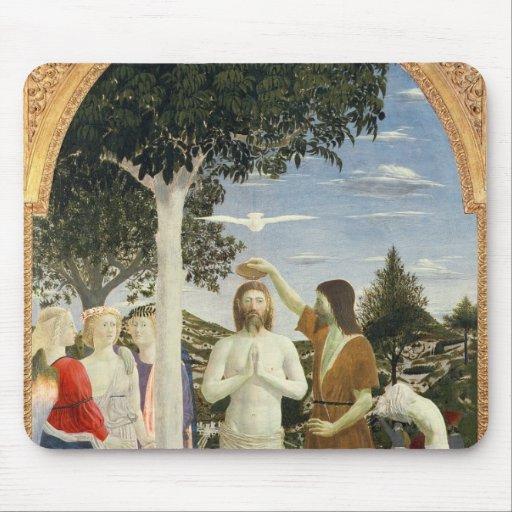 Bautismo de Cristo Alfombrilla De Raton
