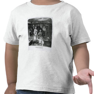 Bautismo mormón camiseta