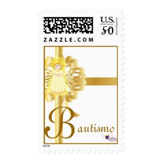 """Bautismo"" Postage-Customize Postage"