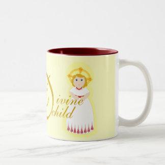 Bautizo, comunión, el Mug-Cust. de la confirmación Taza De Café