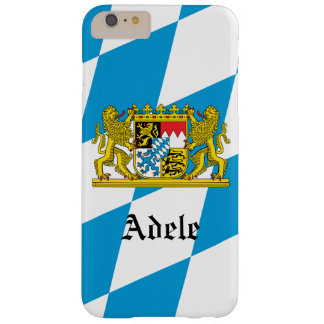 Bavaria Barely There iPhone 6 Plus Case