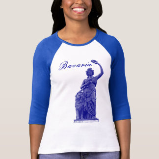 Bavaria (blue on white) T-Shirt