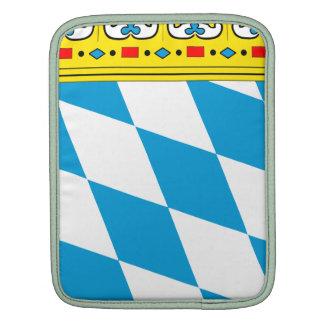 Bavaria coat of arms iPad sleeves