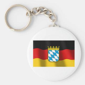Bavaria coat of arms keychain
