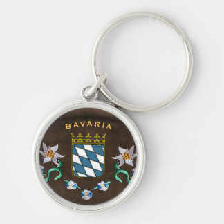 Bavaria Coat of Arms Keychain