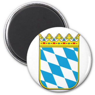 Bavaria coat of arms magnet
