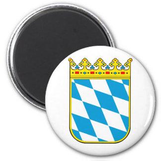 Bavaria coat of arms magnet