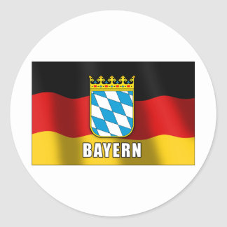 Bavaria coat of arms stickers