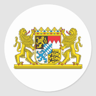 Bavaria coat of arms sticker