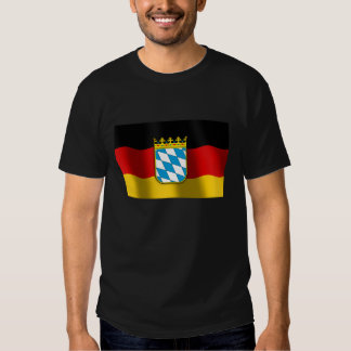 Bavaria coat of arms tee shirt