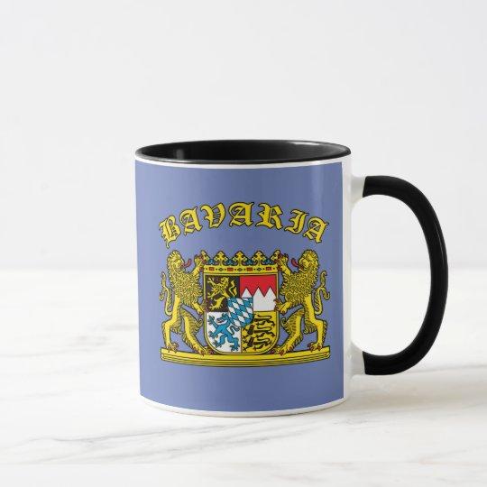 Bavaria Coat of Arms Tshirts and Products Mug