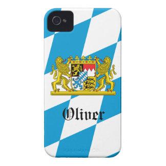 Bavaria Flag Case-Mate iPhone 4 Cases