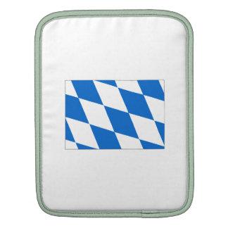 Bavaria flag iPad sleeve