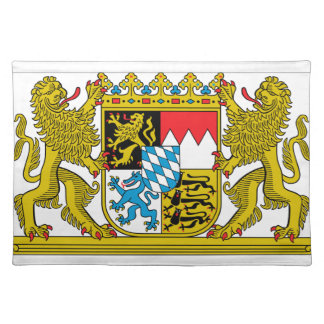 Bavaria Germany Coat of Arms Placemats