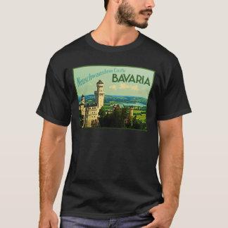 Bavaria Germany Neuschwanstein Castle T-Shirt