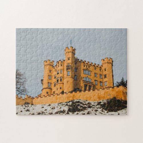 Hohenschwangau Castle Jigsaw Puzzles