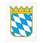 Bavaria lesser coat of arms personalized invites