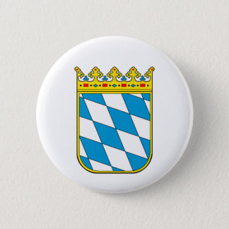 Bavaria lesser coat of arms pinback button