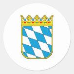 Bavaria lesser coat of arms sticker