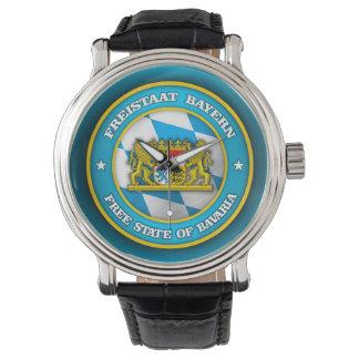 Bavaria Medallion Watch