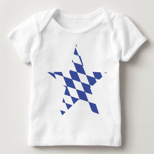 bavaria oktoberfest star baby T-Shirt