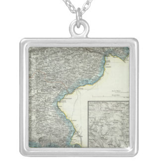 Bavaria, Passau Silver Plated Necklace