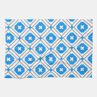 Bavaria Pattern Kitchen Towels
