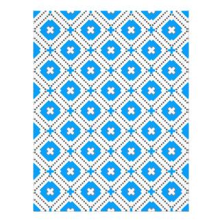 Bavaria Pattern Letterhead