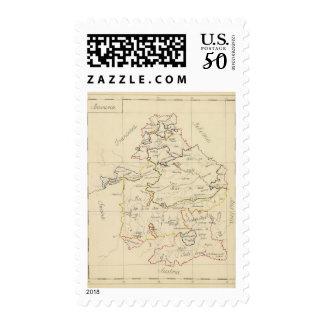 Bavaria Postage